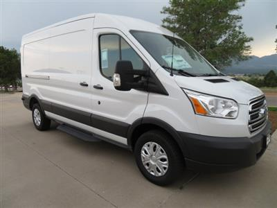 2018 Transit 250 Med Roof 4x2,  Empty Cargo Van #358019 - photo 5