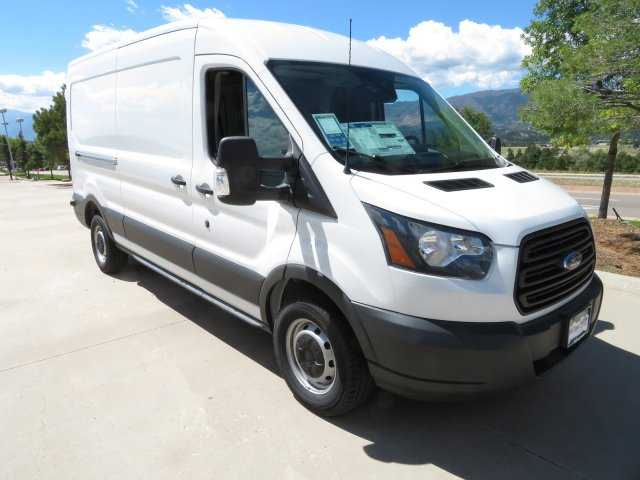 2018 Transit 250 Med Roof 4x2,  Empty Cargo Van #358022 - photo 4