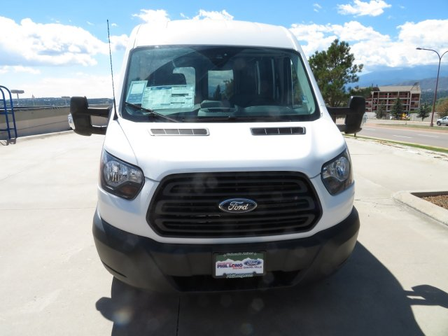 2018 Transit 250 Med Roof 4x2,  Empty Cargo Van #358022 - photo 5