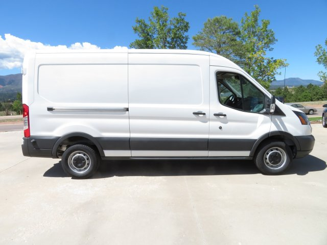 2018 Transit 250 Med Roof 4x2,  Empty Cargo Van #358022 - photo 6