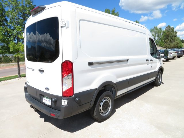 2018 Transit 250 Med Roof 4x2,  Empty Cargo Van #358022 - photo 7
