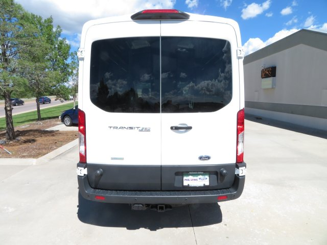2018 Transit 250 Med Roof 4x2,  Empty Cargo Van #358022 - photo 2