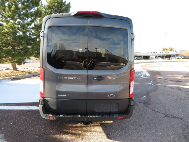 2019 Transit 150 Med Roof 4x2,  Passenger Wagon #359006 - photo 6
