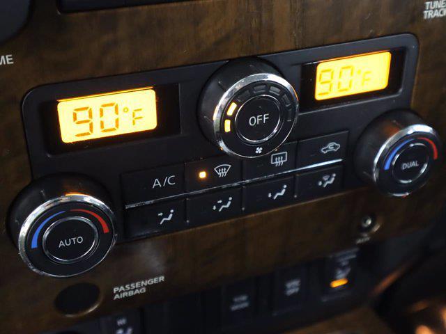 2010 Nissan Titan 4x4, Pickup #381059A - photo 21