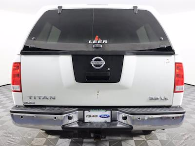 2010 Nissan Titan 4x4, Pickup #381059A - photo 6