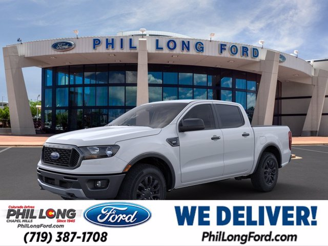 2020 Ford Ranger SuperCrew Cab 4x4, Pickup #500053 - photo 1