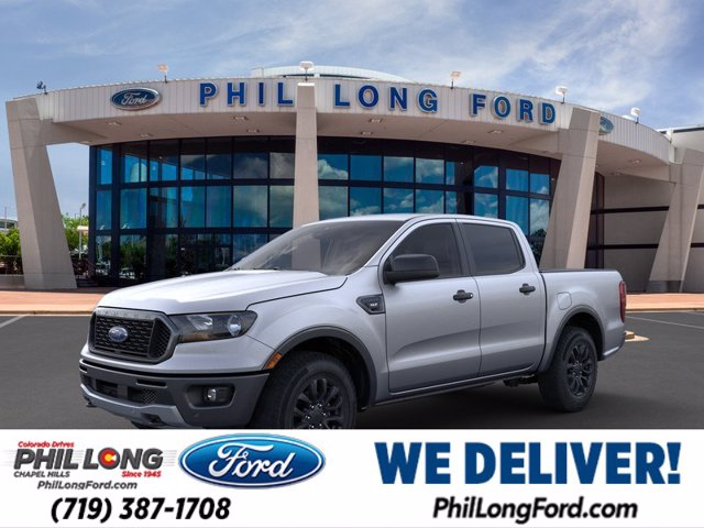 2020 Ford Ranger SuperCrew Cab 4x4, Pickup #500112 - photo 1