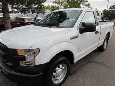 2016 F-150 Regular Cab, Pickup #516009 - photo 1