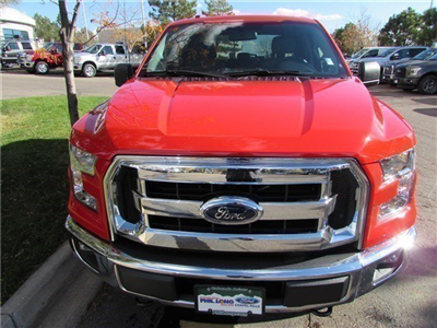 2016 F-150 Super Cab 4x4, Pickup #526275 - photo 3