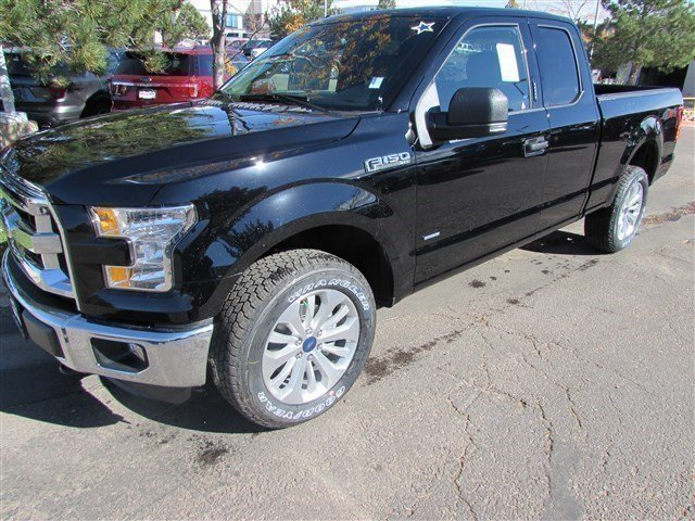 2016 F-150 Super Cab 4x4 Pickup #526276 - photo 1