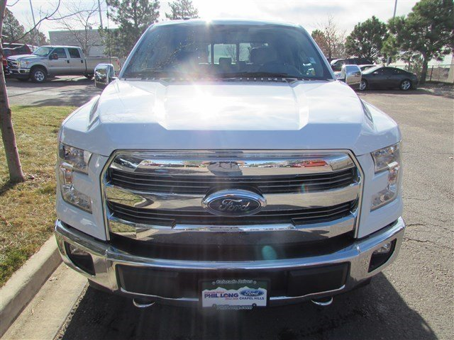 2017 F-150 Crew Cab 4x4, Pickup #527010 - photo 3