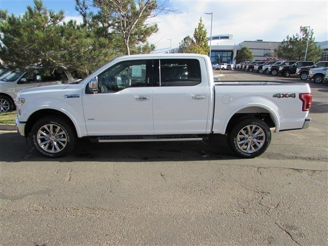 2017 F-150 Crew Cab 4x4, Pickup #527010 - photo 2