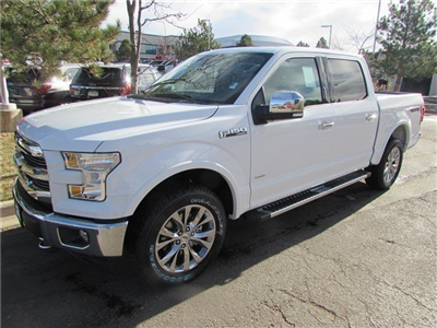 2017 F-150 Crew Cab 4x4, Pickup #527010 - photo 1
