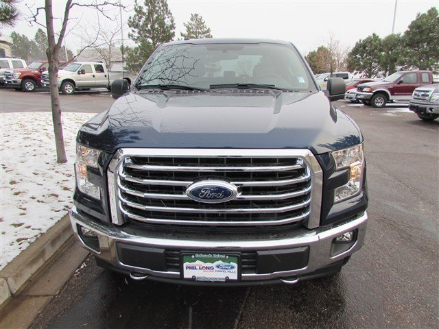 2017 F-150 Super Cab 4x4 Pickup #527027 - photo 4