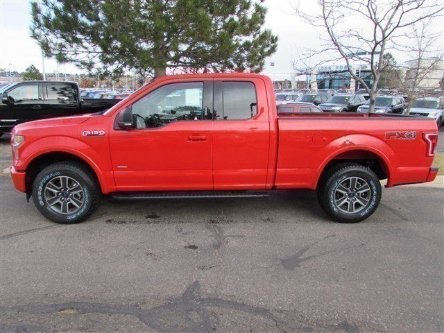 2017 F-150 Super Cab 4x4, Pickup #527030 - photo 2
