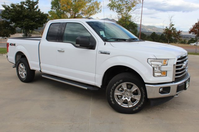 2017 F-150 Super Cab 4x4,  Pickup #527204 - photo 5