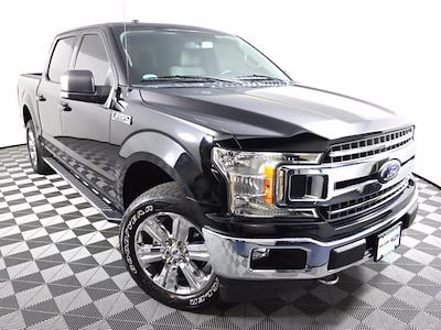 2018 F-150 SuperCrew Cab 4x4,  Pickup #528004 - photo 3