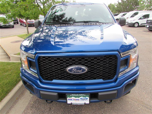 2018 F-150 SuperCrew Cab 4x4, Pickup #528009 - photo 3