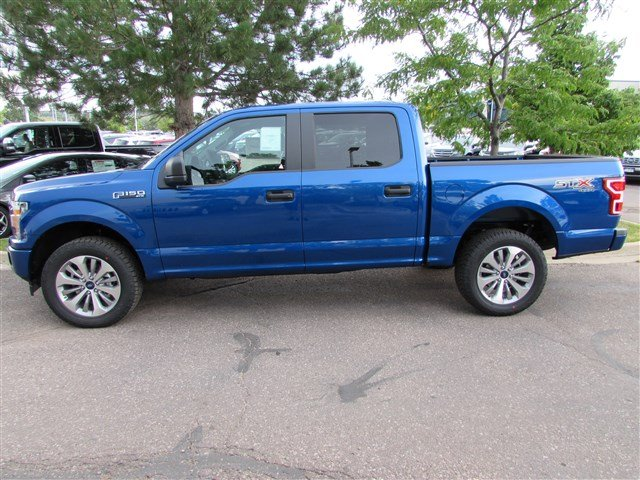 2018 F-150 SuperCrew Cab 4x4, Pickup #528009 - photo 2