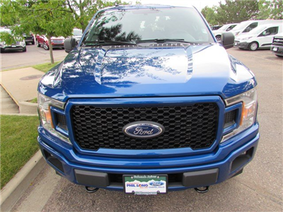 2018 F-150 Crew Cab 4x4 Pickup #528009 - photo 3
