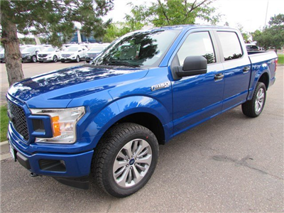 2018 F-150 SuperCrew Cab 4x4, Pickup #528009 - photo 1