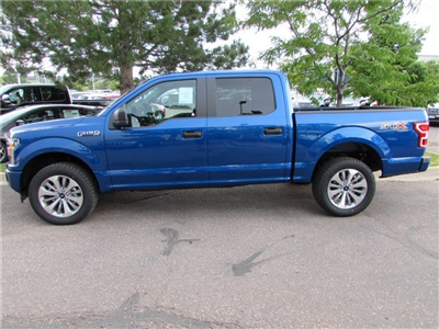 2018 F-150 Crew Cab 4x4 Pickup #528009 - photo 2