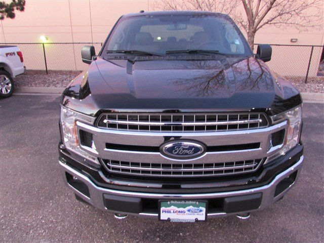2018 F-150 Crew Cab 4x4 Pickup #528011 - photo 3