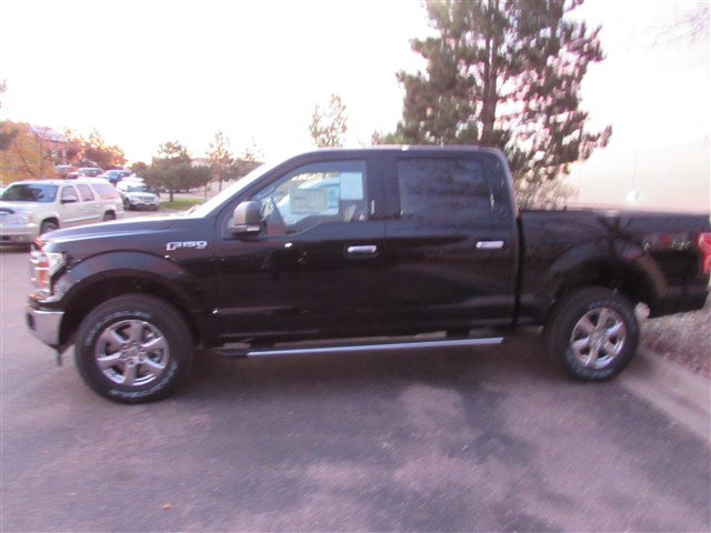 2018 F-150 Crew Cab 4x4 Pickup #528011 - photo 2