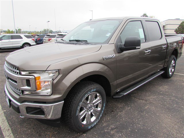 2018 F-150 Crew Cab 4x4 Pickup #528027 - photo 4