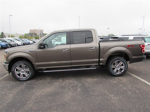 2018 F-150 Crew Cab 4x4 Pickup #528027 - photo 5
