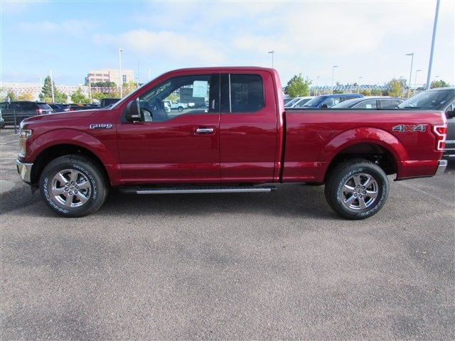 2018 F-150 Super Cab 4x4 Pickup #528033 - photo 2