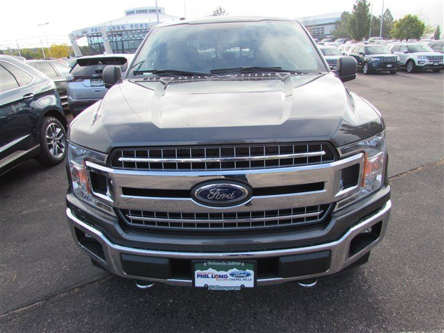 2018 F-150 Crew Cab 4x4 Pickup #528036 - photo 3