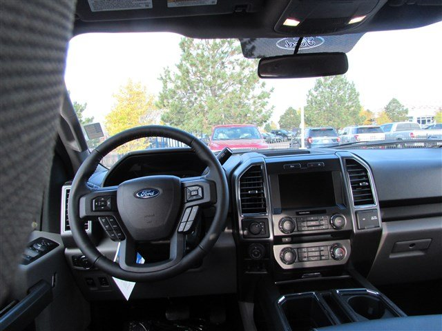 2018 F-150 Crew Cab 4x4 Pickup #528036 - photo 4