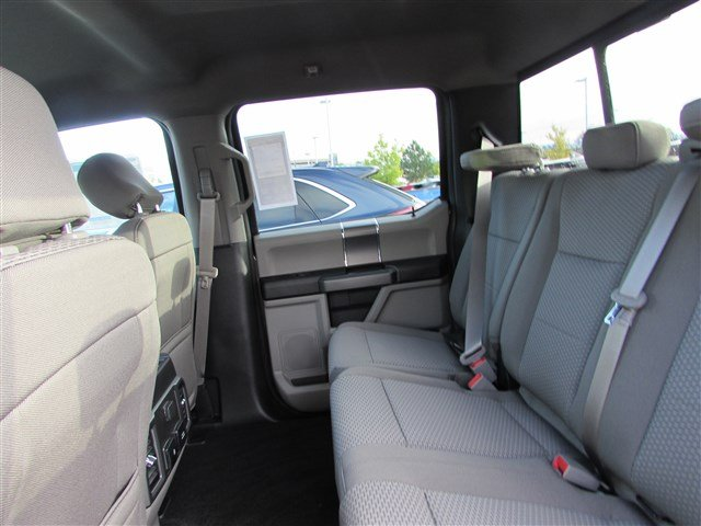 2018 F-150 Crew Cab 4x4 Pickup #528036 - photo 5