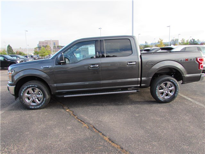 2018 F-150 Crew Cab 4x4 Pickup #528036 - photo 2
