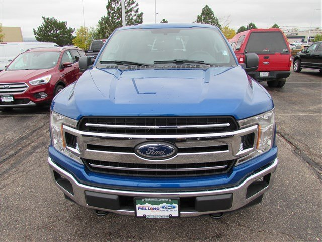 2018 F-150 Crew Cab 4x4 Pickup #528040 - photo 1
