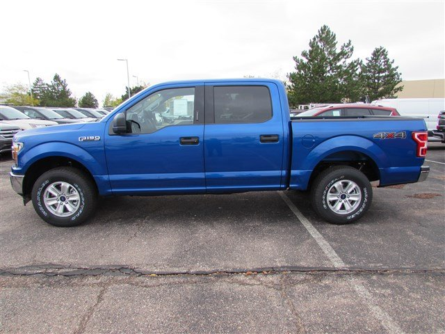 2018 F-150 SuperCrew Cab 4x4,  Pickup #528040 - photo 4
