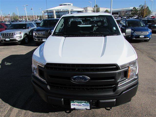 2018 F-150 Regular Cab 4x4 Pickup #528053 - photo 3