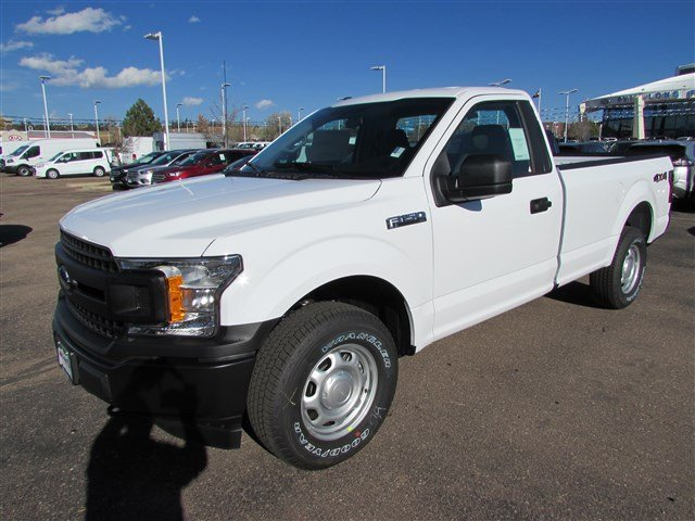 2018 F-150 Regular Cab 4x4 Pickup #528053 - photo 1