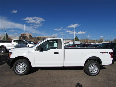 2018 F-150 Regular Cab 4x4 Pickup #528053 - photo 2