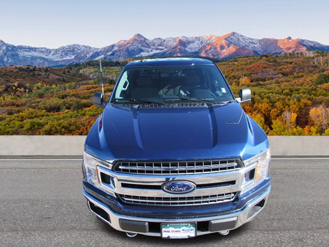 2018 F-150 SuperCrew Cab 4x4,  Pickup #528067 - photo 3