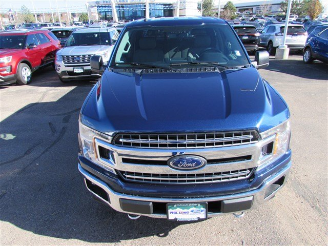 2018 F-150 SuperCrew Cab 4x4,  Pickup #528067 - photo 1