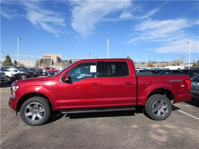 2018 F-150 SuperCrew Cab 4x4, Pickup #528069 - photo 2