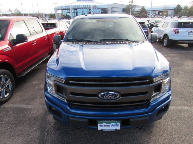 2018 F-150 SuperCrew Cab 4x4, Pickup #528088 - photo 3