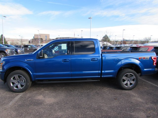 2018 F-150 SuperCrew Cab 4x4, Pickup #528088 - photo 2