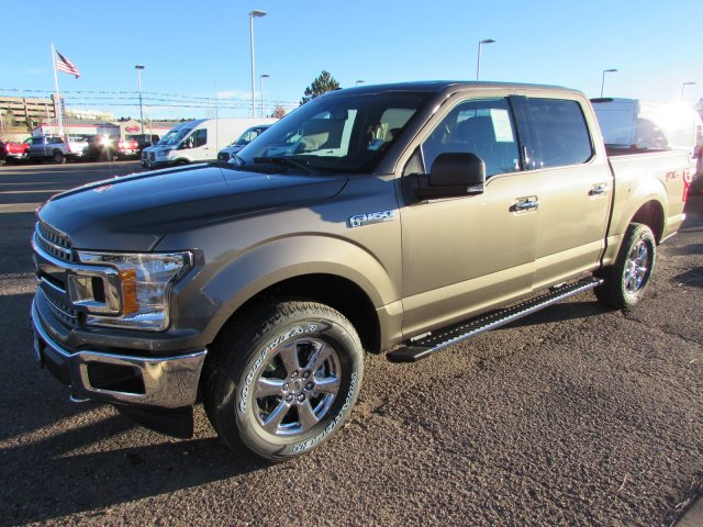 2018 F-150 SuperCrew Cab 4x4,  Pickup #528089 - photo 2