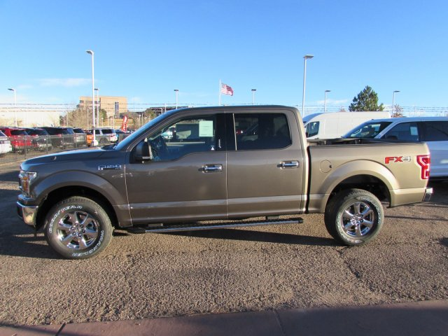 2018 F-150 SuperCrew Cab 4x4,  Pickup #528089 - photo 4