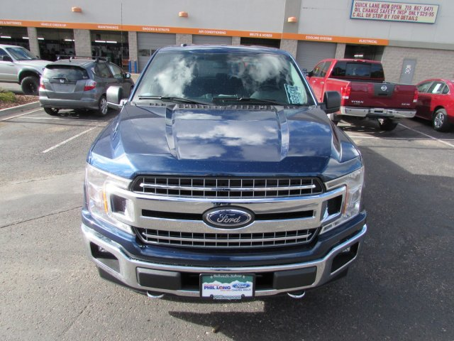 2018 F-150 SuperCrew Cab 4x4, Pickup #528090 - photo 3