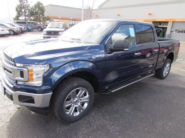 2018 F-150 SuperCrew Cab 4x4, Pickup #528090 - photo 1