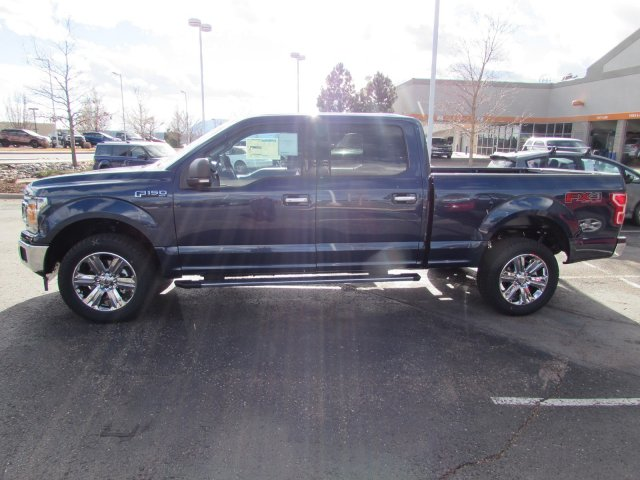 2018 F-150 SuperCrew Cab 4x4, Pickup #528090 - photo 2